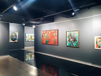 Зоя Литвинова в галерее Дом Картин