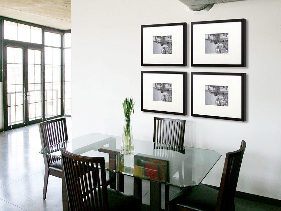 Галерея на стене «Квартет»