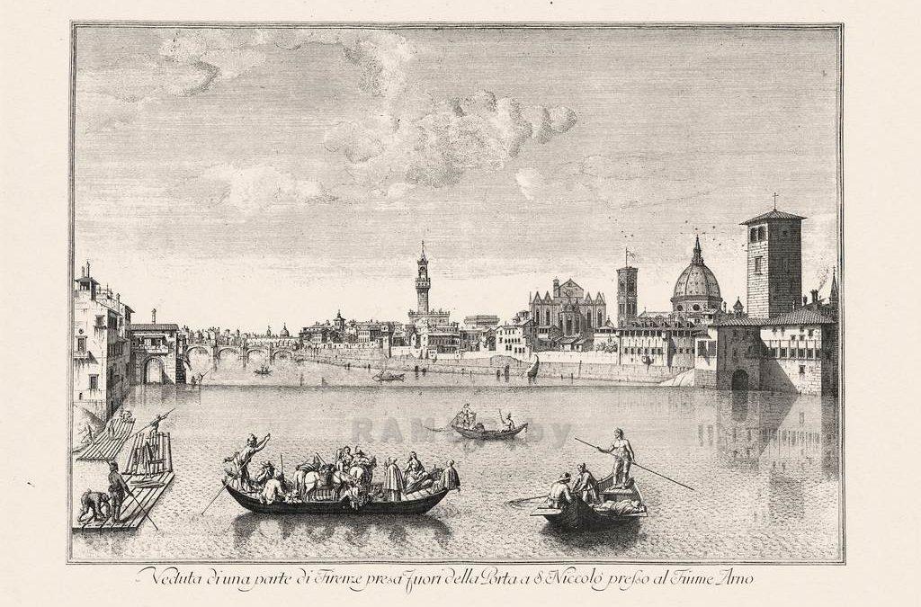 Флоренция эпохи Возрождения.