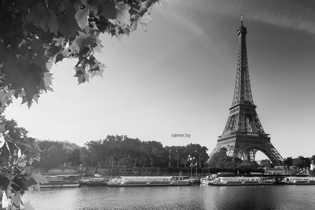 Репродукция картина - Париж, Эйфелева Башня