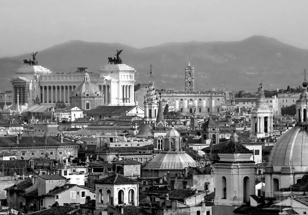 Репродукция картина - Рим