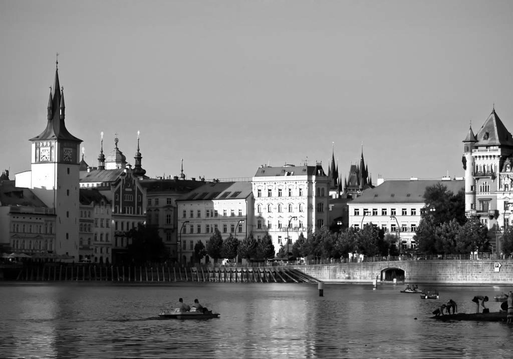 Репродукция картина - Прага