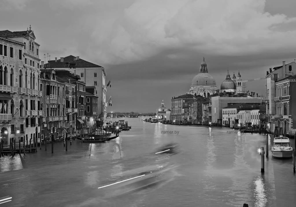 Репродукция картина - Венеция, Гранд канал