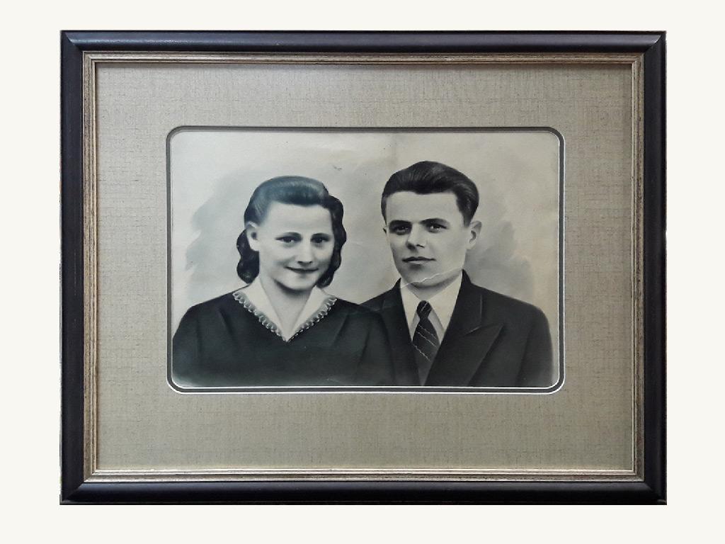оформление семейного фото