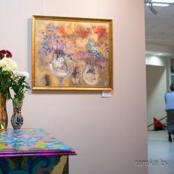 Выставка Зои Луцевич в галерее СавицкогоВыставка Зои Луцевич в галерее Савицкого