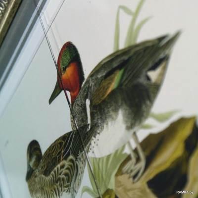 Музейное и обычное стекло