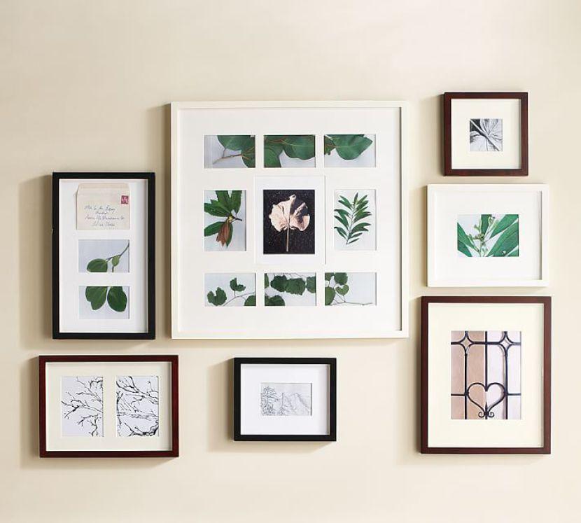 Галерея на стене