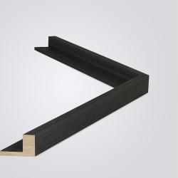 Современный Г-образный деревянный багет