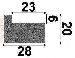 Рамка для картины по номерам 132011